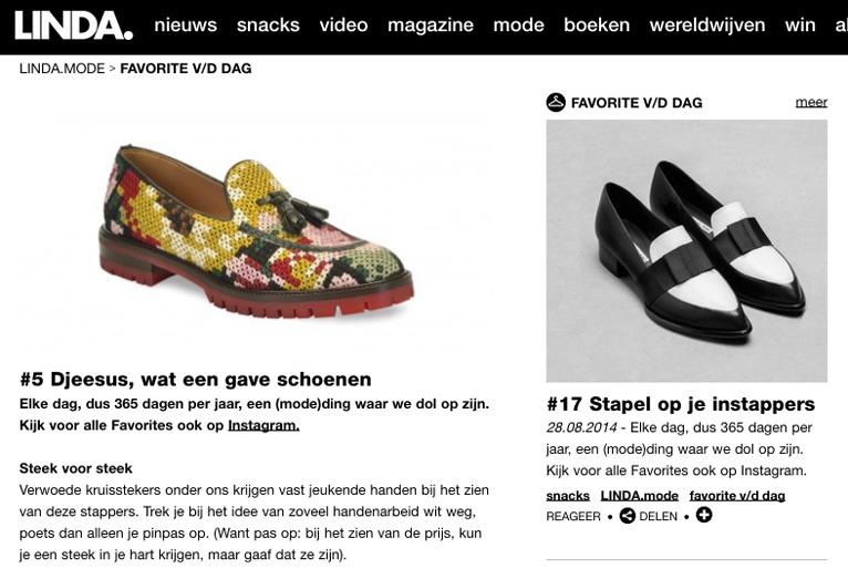 Modeplatform voor LINDAnieuws.nl